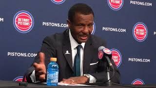 Dwane Casey explains Pistons' success vs. Raptors