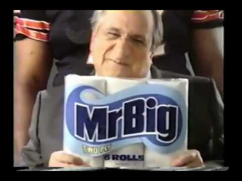 MR BIG TOILET PAPER  REFRIGERATOR PERRY & AL MOLINARO HAPPY DAYS