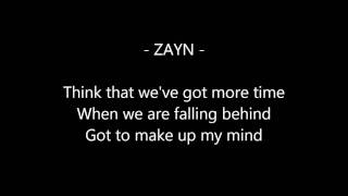 One Direction - Same Mistakes (Up All Night) Lyrics