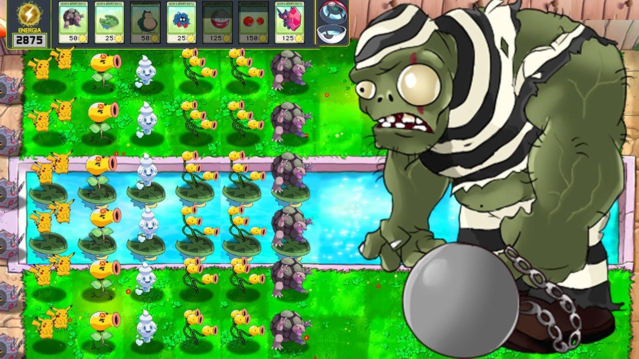 Pokmon vs plants vs zombies team pokemon fight youtube pokmon vs plants vs zombies team pokemon fight voltagebd Image collections