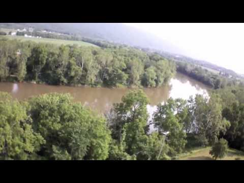 AR.Drone 2.0 over Lewistown, PA