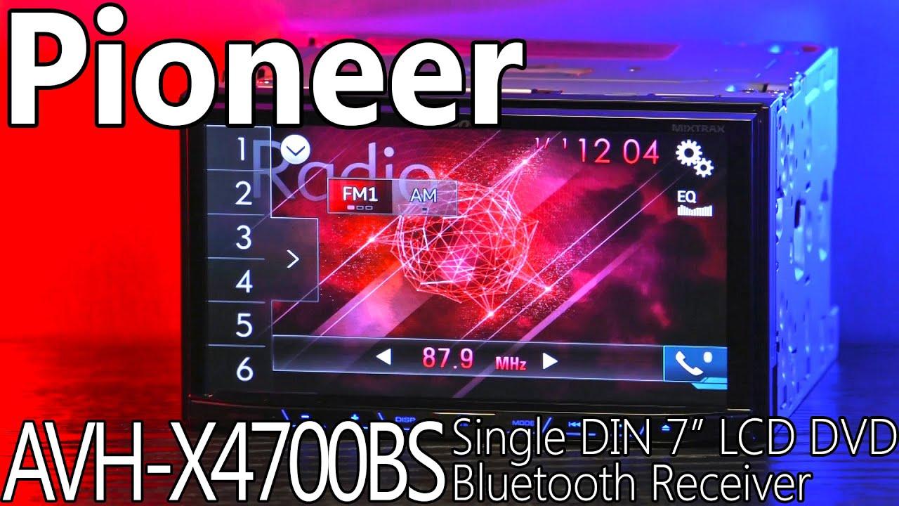 maxresdefault pioneer avh x4700bs 7\