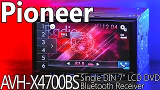 "Pioneer AVH-X4700BS 7"" Double Din Radio - Review"