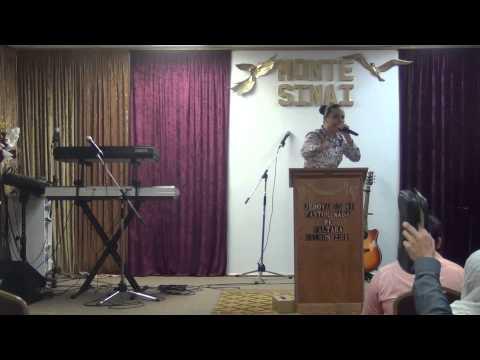Evange. Nanichy Rivera Tema: La Iglesia Verdadera, En Iglesia Monte Sinai