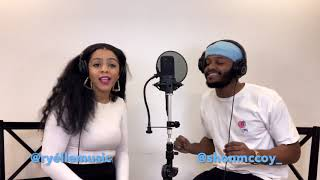 Chris Brown - Undecided Cover (Ryélle ft. Shon McCoy)