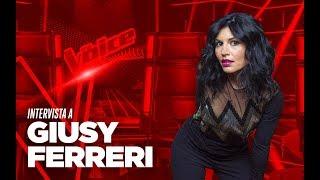 L'intervista a Giusy Ferreri - TVOI 2019