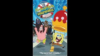 Opening to The Spongebob Squarepants Movie 2005 VHS