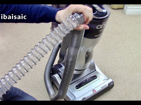 Hoover The One Pet Bagless Upright Vacuum Cleaner Unboxing & First Look