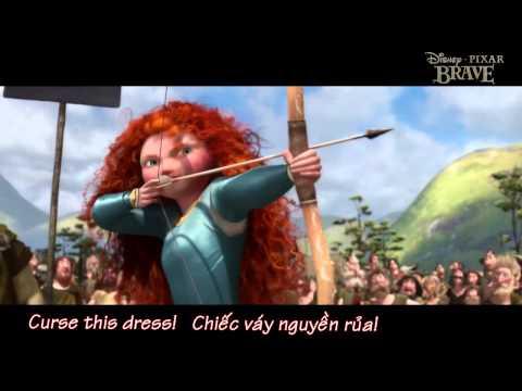 [ Học Tiếng Anh qua phim ] Brave #1