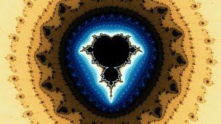 """Transcoding Infinity"" - A Fractal Journey - Mandelbrot Zoom"