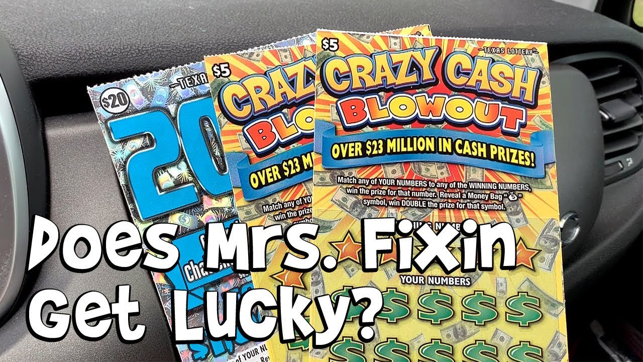 Does Mrs  Fixin Get Lucky? 200X + Crazy Cash Blowout! ✦ TEXAS LOTTERY  Scratch Off Tickets
