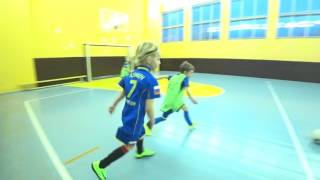 "Футбол 23 марта: ""Командный футбол на вылет"" = младшие"