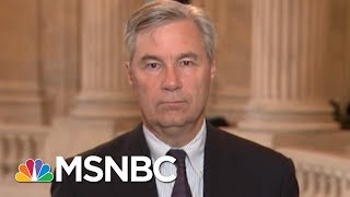 Expect 'Boiling Mad Democrats' At Hearing: Senator Sheldon Whitehouse | Morning Joe | MSNBC