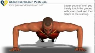 How to Do a Push Up Correctly伏地挺身