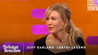 Judy Garland: LGBTQ+ Legend | The Graham Norton Show | Friday at 11pm | BBC America