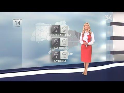34 телеканал: Погода в Україні на 14 грудня 2020