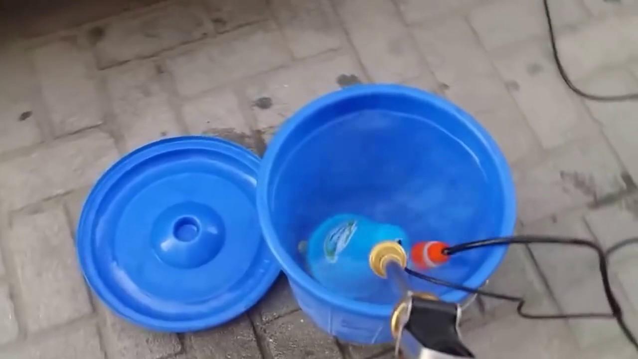 Buy On Board Car Washing Machine Pressure Washer in Pakistan