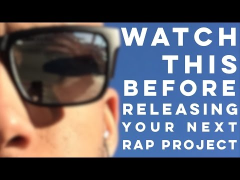 How To Release A Rap Album / Mixtape / EP Without Looking Like An IDIOT   How To Rap