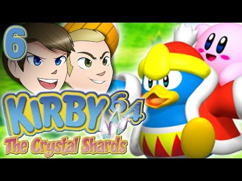 Kirby 64: The Crystal Shards: Kirby's Fun Factory - EPISODE 6 - Friends Without Benefits