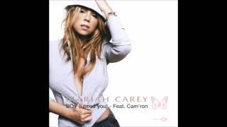 Mariah Carey feat Cam'ron - Boy ( I need you )