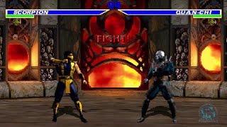 Mortal Kombat Gold MUGEN Beta with a download link