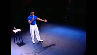 Jamie Foxx - U Gotta Come Harder Than That (Stand Up Comedy) Pt. 6