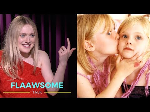 The Real Reason Dakota Fanning Survived Being A Child Star + How She Feels Watching Old Interviews