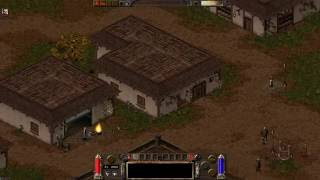 Arcanum # 02 - Хмурый останавливает ограбление банка