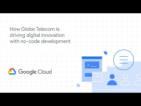 How Globe Telecom is driving digital innovation with no-code development