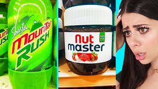 Hilarious Knock Off Brand Products !