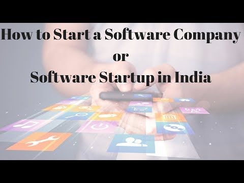How to Start a Software Company or Software Startup in India