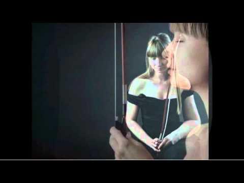 """Alicja Śmietana & Evelyne Berezovsky - Andre Previn - Two Little Serenades No.2 """"Naava"""""""