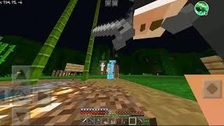 🔴Directo en vivo jugando subs Minecraft PE  1.14.30.2