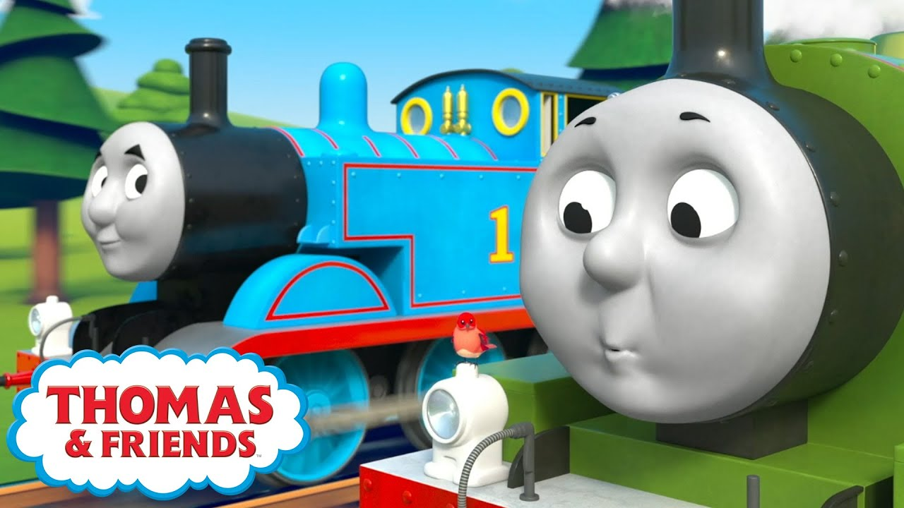 Opposites Song | Learn with Thomas and Percy | Kids Song Compilation |   @Thomas & Friends