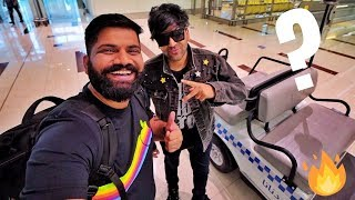 Guru meets Guru in Emirates | Ft. Guru Randhawa 🔥🔥🔥