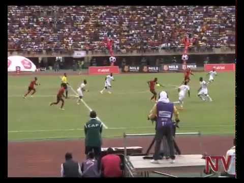 Uganda Cranes beat Ghana's Black Stars