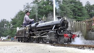 Miniature Steam Gala Pembrey Country Park 21& 22/08/2015 (Part 1)