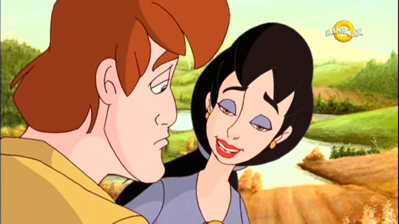 Download 💟►Simsala Grimm Cele doua printese Desene animate in Limba Romana (WorldKids)