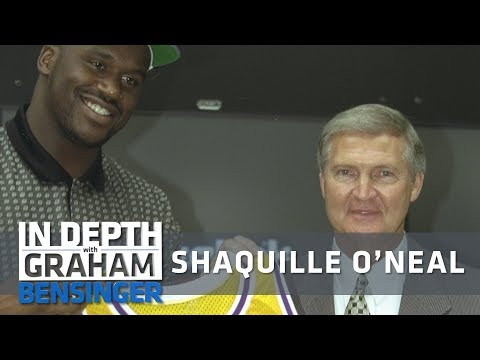"Thumbnail: Shaq on Jerry West and his ""old man strength"""