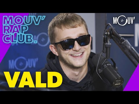Youtube: VALD: Son nouvel album, SCH, ses fans, la moula, pensionman…