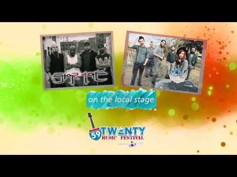 59 Twenty Music Festival 2015