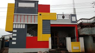 30 × 40 East face house plan walkthrough inside