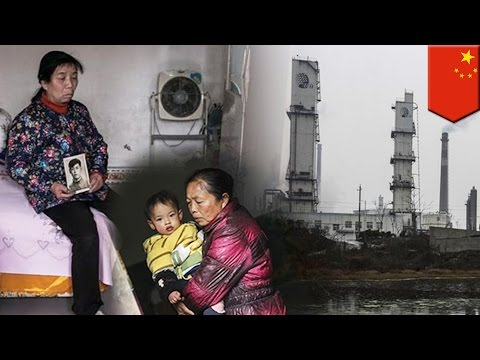 Pollution in China: Villagers are dying from cancer, over 60% have liver or lung cancer