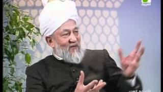 Liqa Ma'al Arab 1 Jan 1997 Question/Answer English/Arabic Islam Ahmadiyya