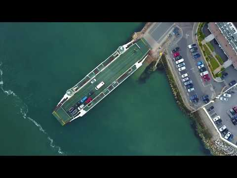 Spectacular Drone Tour of Sandbanks and Studland