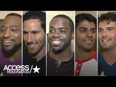 'The Bachelorette': Meet 5 Of Rachel Lindsay's Suitors | Access Hollywood
