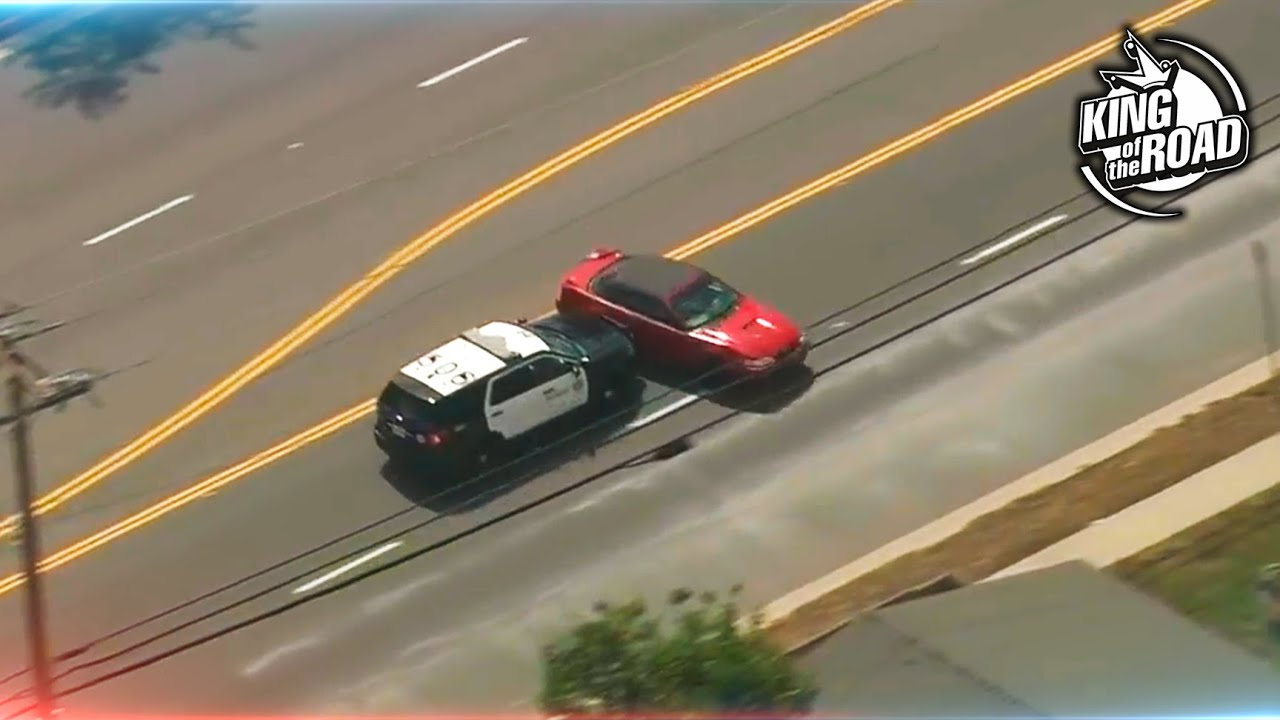 Stole 2 police cars. High Speed Police Chases, Pit maneuver & Activity