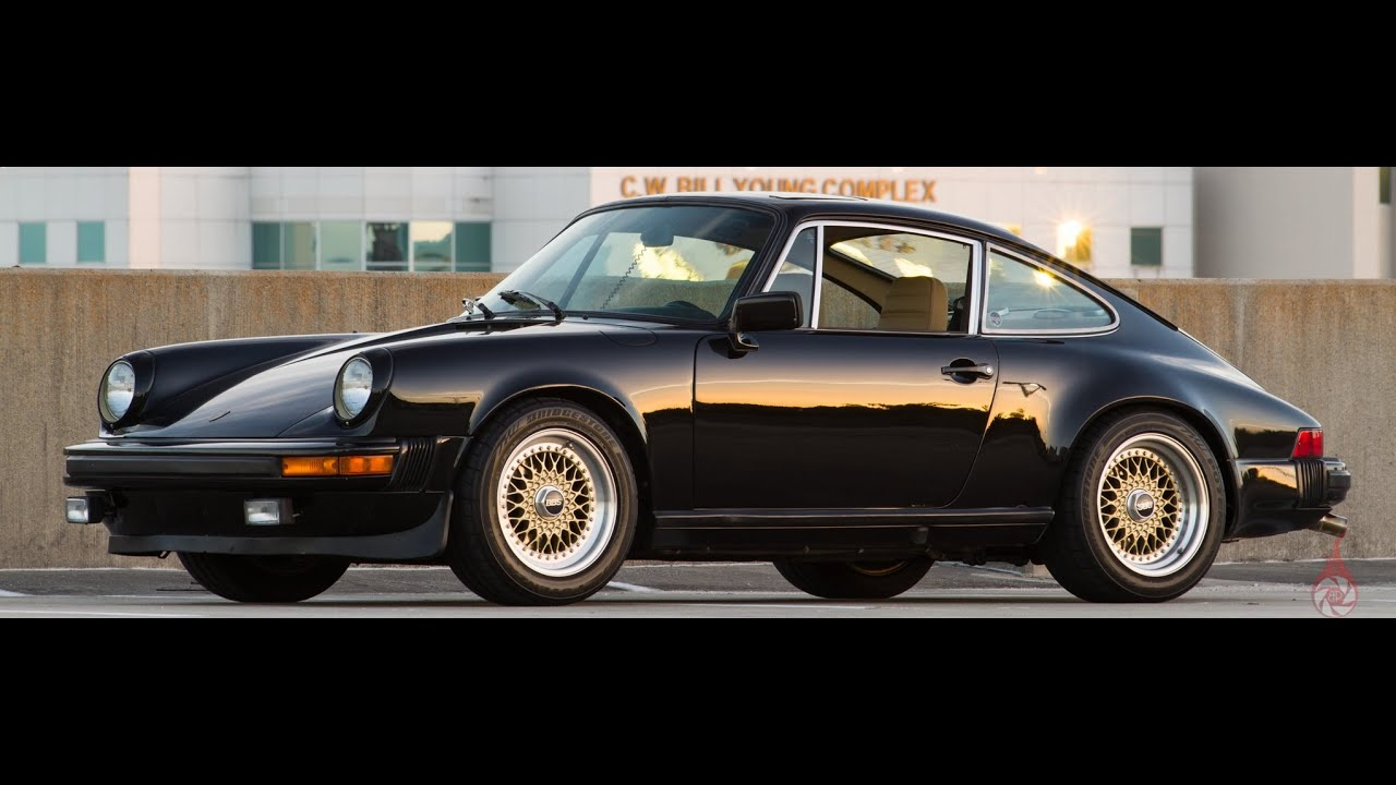 Porsche 911sc Carrera Lowered 16 Quot 930 Turbo Wide Body Bbs