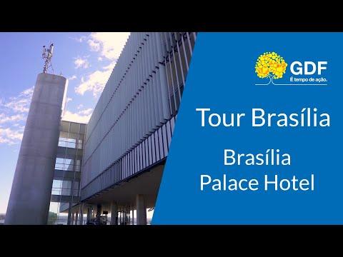 Tour Brasília - Palace Hotel