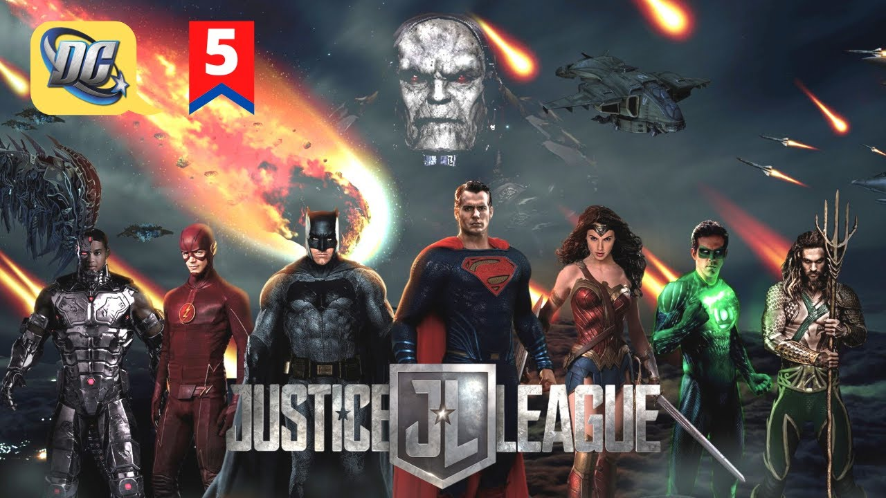 Download Justice League Movie Explained in Hindi | DC Movie 5 Justice League (2017) Movie Explained In Hindi